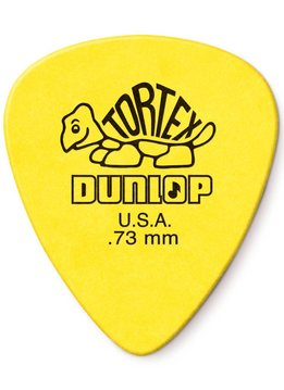 Dunlop Dunlop Standard Tortex .73 Picks, 12-Pack
