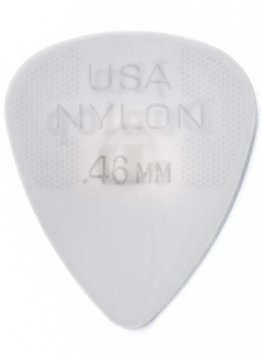 Dunlop Dunlop Nylon .46 Picks, 12-pack