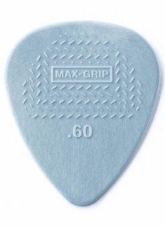 Dunlop Dunlop Max-Grip Nylon .60 Picks, 12-pack