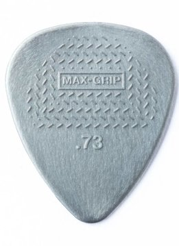 Dunlop Dunlop Max-Grip Nylon .73 Picks, 12-pack