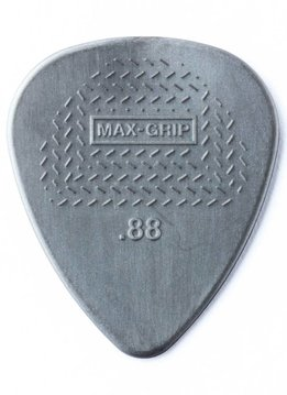 Dunlop Dunlop Max-Grip Nylon .88 Picks, 12-pack