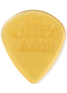 Dunlop Dunlop Ultex Jazz III 1.38 Picks, 6-pack