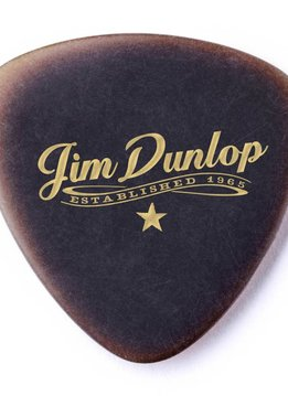 Dunlop Dunlop Americana Round Tri Pick 1.5mm, 3-pack
