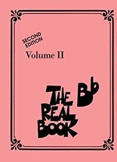 Hal Leonard The Real Book Vol II 2nd Ed.
