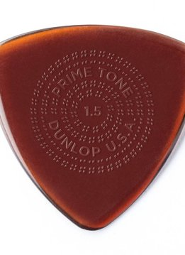 Dunlop Dunlop Primetone 1.5 Triangle Grip Picks, 3-pack