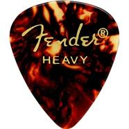 Fender Fender Classic Shell Heavy Picks, 12-pack
