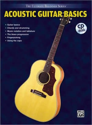 The Ultimate Beginner Series Acoustic Guitar Basics, Revised Edition
