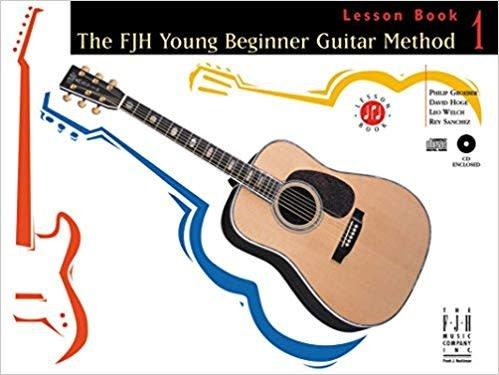 The FJH Young Beginner Guitar Method 1