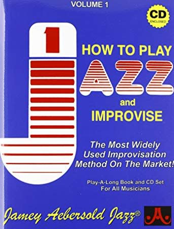 How To Play Jazz and Improvise Book 26 CD Volume 1