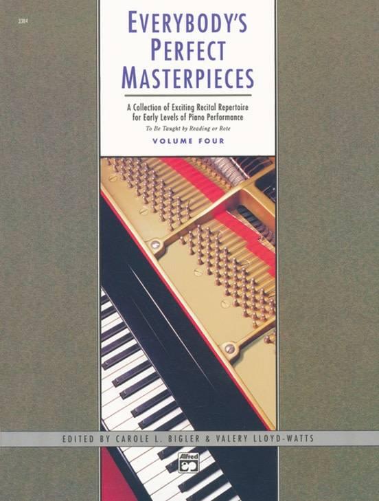 Everybody's Perfect Masterpieces Volume 4