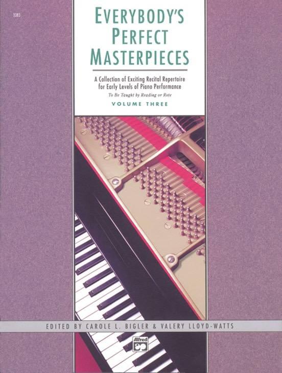 Everybody'' Perfect Masterpieces Volume 3