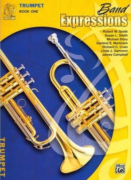 Band Expressions, Book 13a Trumpet