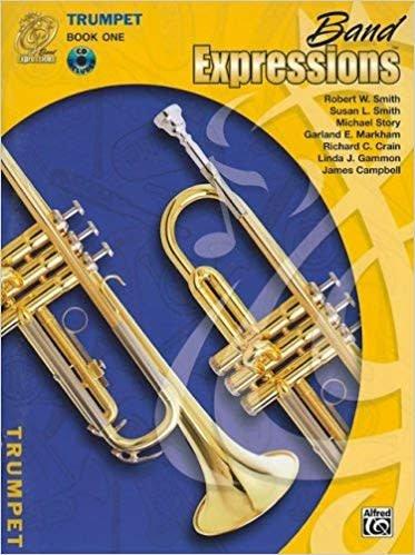 Band Expressions, Book 13a Trombone W/CD