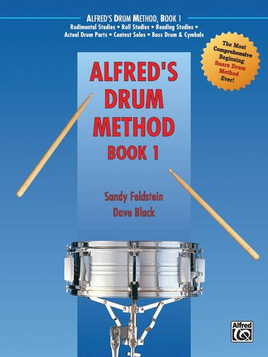 Alfred's Drum Method, Book 13a Snare