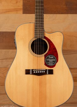 Fender Fender CD-140SCE with Case, Natural