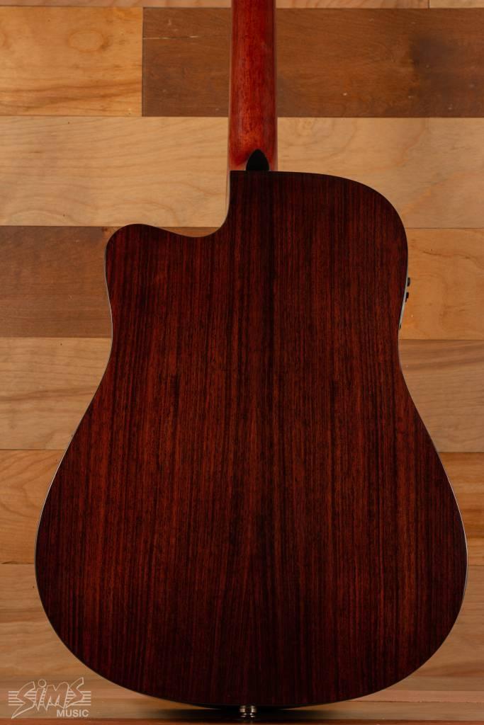 Fender Fender CD-140SCE with Case, Natural