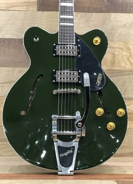 Gretsch Gretsch G2622T Streamliner™ Center Block with Bigsby®, Broad'Tron™ Pickups, Torino Green