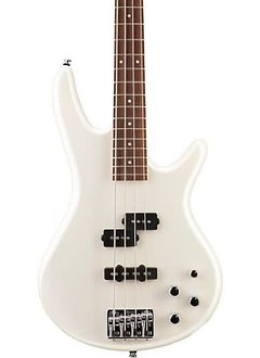 Ibanez Ibanez Gio 200 Series 4 String Bass, Pearl White