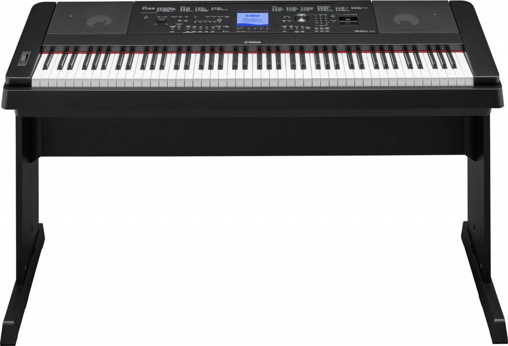 Yamaha Yamaha DGX660B Digital Piano, Black