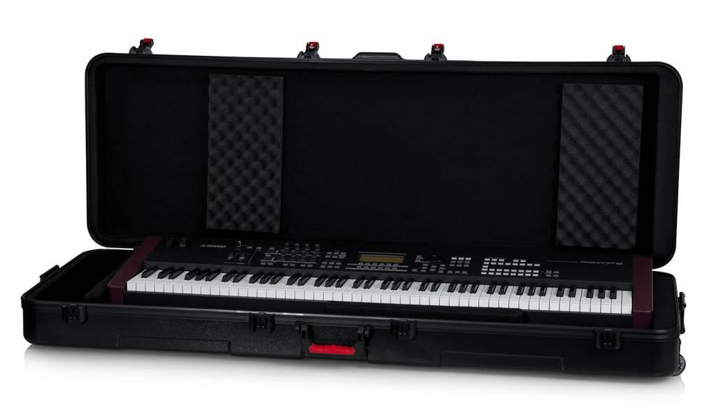Gator Cases Gator TSA Series Molded 88-Note Keyboard Case w/ Wheels