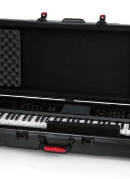 Gator Cases Gator TSA Series Slim 88-Note Keyboard Case W/ Wheels