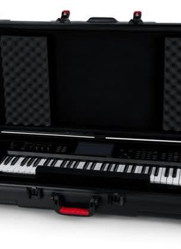 Gator Cases Gator TSA Series 61-Note Keyboard Case w/ Wheels