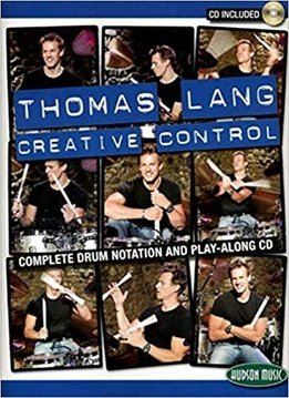 Hal Leonard Thomas Lang: Creative Control
