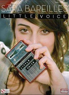 Hal Leonard Sara Barielles: Little Voice Songbook