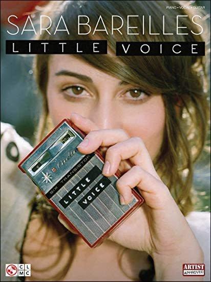 Hal Leonard Sara Barielles'3a Little Voice Songbook