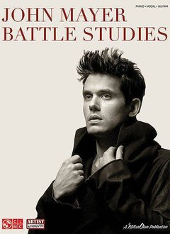 Hal Leonard John Mayer, Battle Studies Guitar W/Tab
