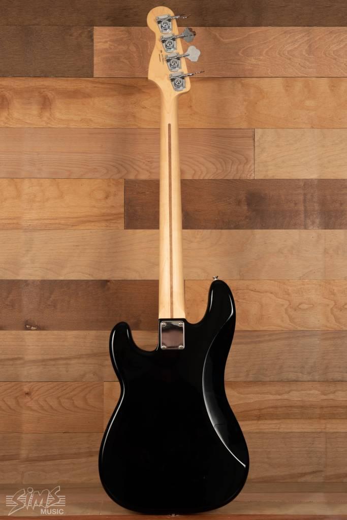 Fender Fender Standard Precision Bass®, Maple Fingerboard, Black