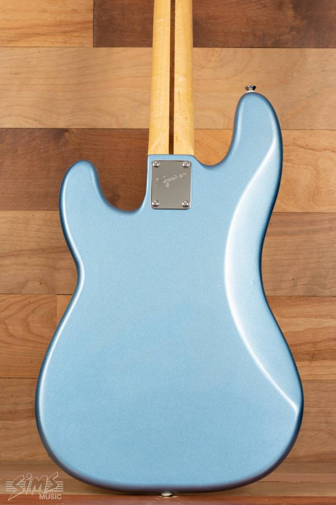 Squier Squier Vintage Modified Precision Bass® PJ, Laurel Fingerboard, Lake Placid Blue