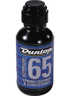 Dunlop Dunlop Ultraglide 65 String Cleaner & Conditioner
