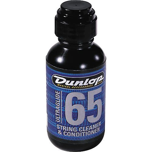 Dunlop Dunlop Ultraglide 65 String Cleaner '26 Conditioner