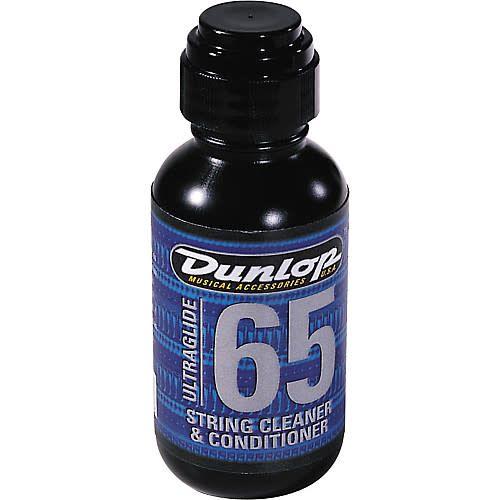 Dunlop Dunlop Ultraglide 65 String Cleaner & Conditioner