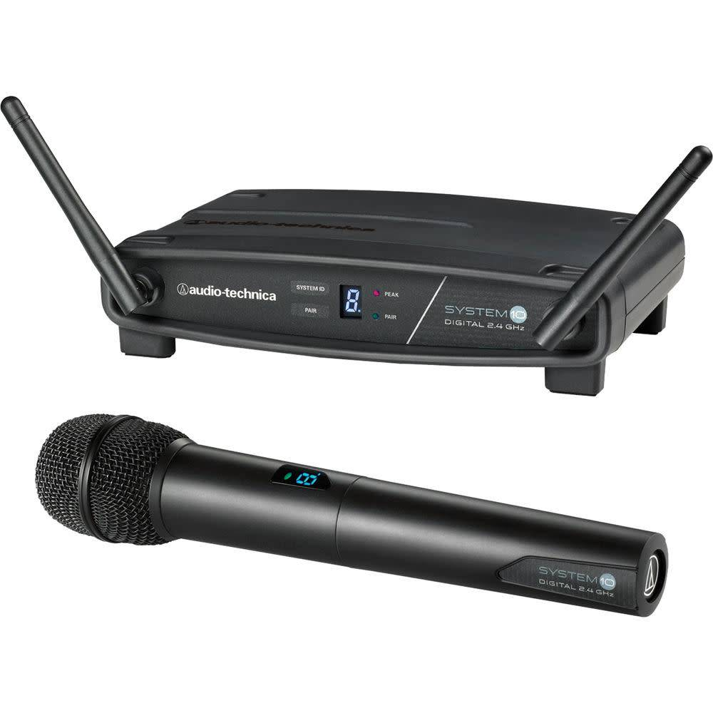Audio-Technica Audio Technica ATW-1102 Dynamic Handheld Microphone System