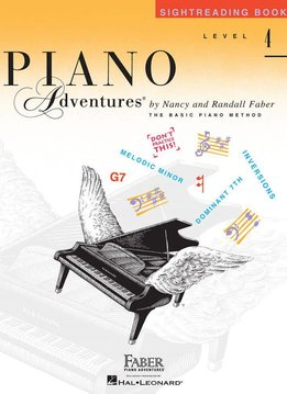 Hal Leonard Piano Adventures: Sightreading Book 4