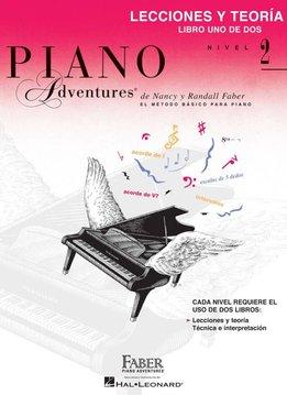 Hal Leonard Piano Adventures: Lecciones Y Teoría, Nivel 2