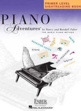 Hal Leonard Piano Adventures: Primer Level Sightreading Book