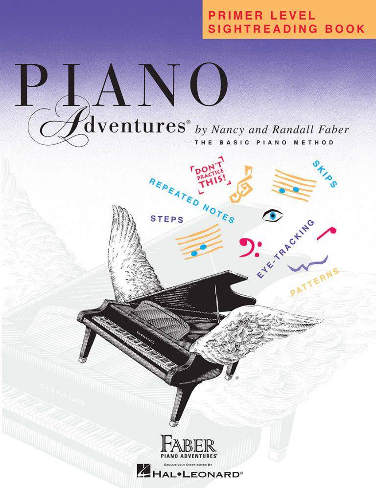Hal Leonard Piano Adventures3a Primer Level Sightreading Book
