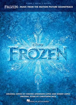 Hal Leonard Frozen Soundtrack: Piano/Vocal/Guitar