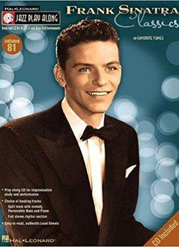 Hal Leonard Frank Sinatra Classics: Jazz Play Along