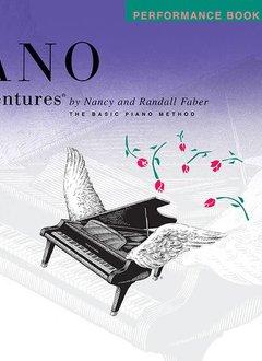 Hal Leonard Piano Adventures Primer Level Performance Book
