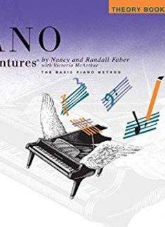 Hal Leonard Piano Adventures Primer Level Theory Book