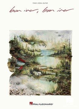 Hal Leonard Bon Iver, Bon Iver: Piano/Vocal/Guitar