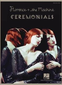 Hal Leonard Florence + The Machine: Ceremonials Piano/Vocal/Guitar