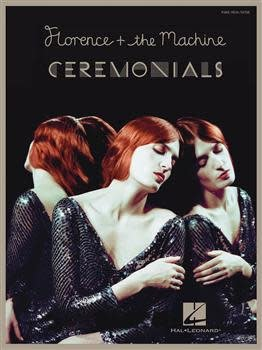 Hal Leonard Florence   The Machine'3a Ceremonials Piano/Vocal/Guitar