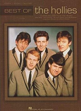 Hal Leonard Best of The Hollies: Piano/Vocal/Guitar Book