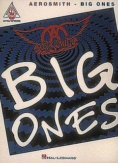 Hal Leonard Aerosmith: Big Ones for Guitar
