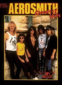 Hal Leonard Aerosmith'3a Greatest Hits for Guitar